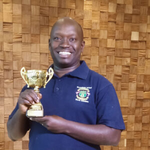 World Scholars Coach of the Year