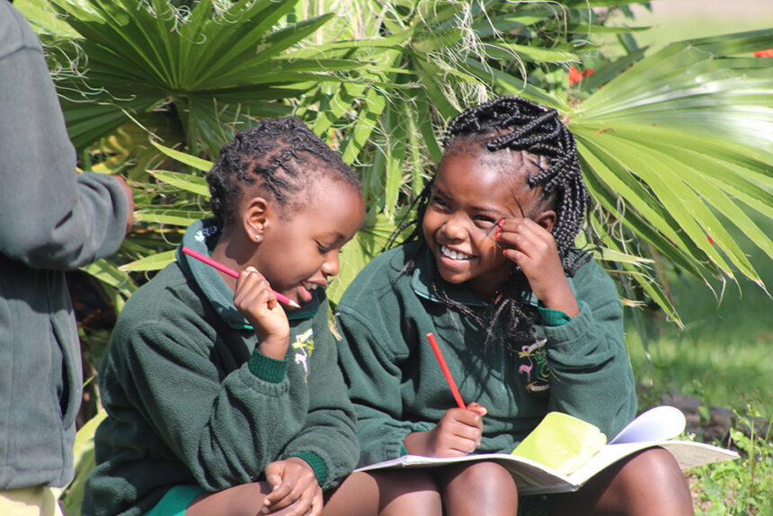 Junior School Poetry Competition Wows Audience
